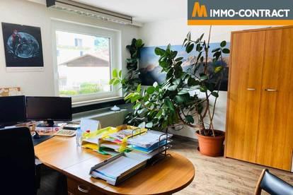 Büroräumlichkeiten mit zwei Dienstwohnungen