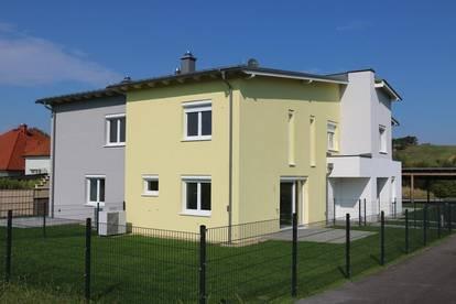 Quattrohaus in Klingenbach