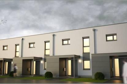 Neubauprojekt: Moderne Reihenhäuser in Wiener Neustadt