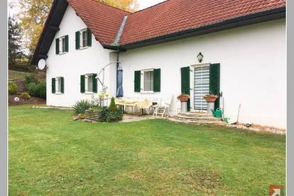 Ehemaliger Bauernhof fast 4 ha in absoluter Allein- u. Ruhe-Lage 39 km Graz - 1844
