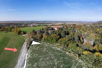 """""""Alles im grünen Bereich"""" - FERNSICHT ins Tullnerfeld"""