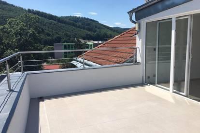Traumhafte Dachterrassenwohnung in Purkersdorf + Parkplatz
