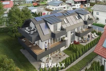 WohnTraum Stadlerau- Exklusive 3 Zimmer Terrassenwohnung im grünen Wals - Top 3
