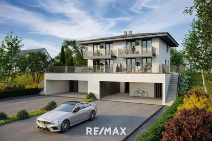 See.leben 2 - Exklusive Doppelhaushälfte am wunderschönen Mattsee