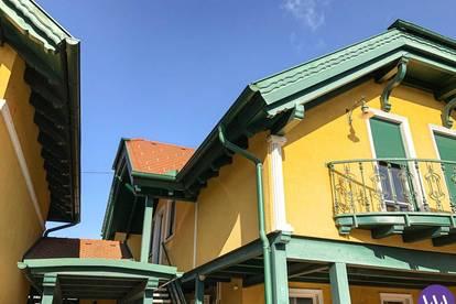 Wohnung mit sonnigem Balkon und Parkplatz in Jennersdorf ...!