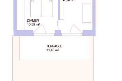 Provisionsfreie Neubauwohnung mit Terrasse und Garten in St. Peter ...!