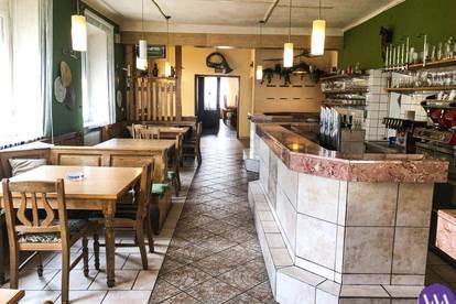 Betriebsbereites Gasthaus inkl. Wohnung in Eichkögl ...!