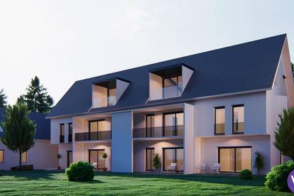 Neubau! Moderne Eigentumswohnung im Herzen von Leibnitz ...!