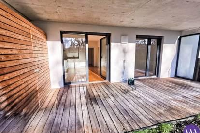 Sofort beziehbare Luxuswohnung mit Terrasse und Blick zum Gleisdorfer Stadtpark ...!