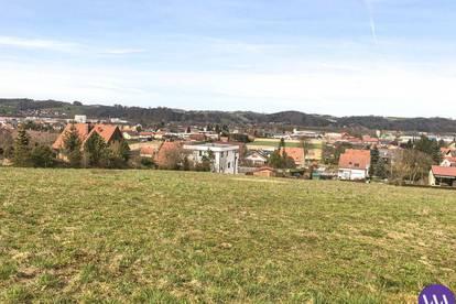Herrliches Baugrundstück mit tollem Ausblick in Mühldorf ..!