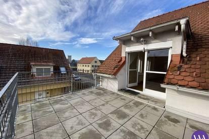Maisonette Wohnung mit Terrasse in Gniebing ...!