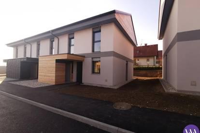 Neubau! Modernes Reihenhaus in Mettersdorf ...!