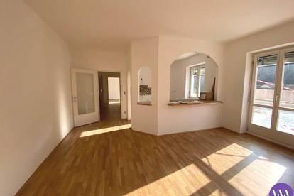 Sonnige Wohnung mit Terrasse in Trautmannsdorf ...!