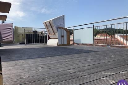 3-Zimmer-Maisonette mit Terrasse in Feldbach ...!