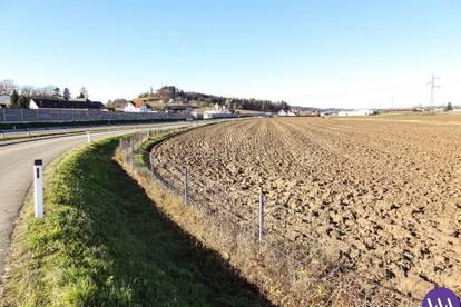 Gewerbegrundstücke in sehr guter Verkehrslage am Ortsrand von Feldbach ...!