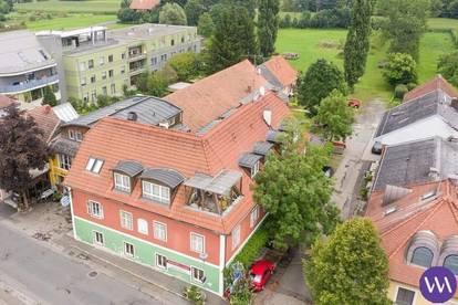 Großzügiges Zinshaus mit Baugrund direkt in St. Peter am Ottersbach ...!