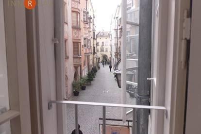 2-Zimmer-Wohnung in historischem Gemäuer