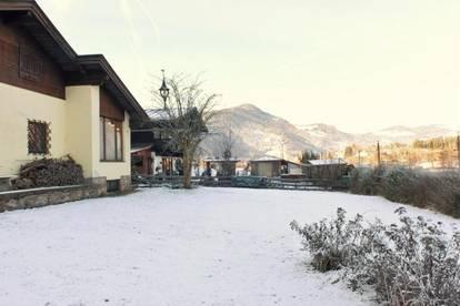 Freizeitwohnsitz - Schwarzseeblick . Grundstück mit Altbestand