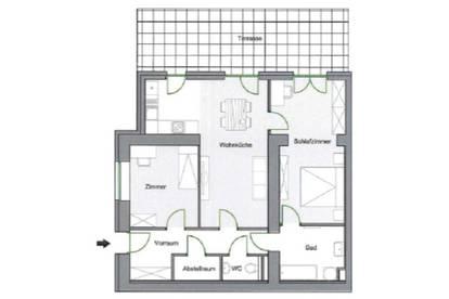 Köflach: Provisionsfreie Neubauwohnung mit großem Garten!
