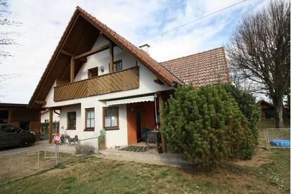 Modernes und freundliches Einfamilienhaus mit GARTEN ++ Südburgenland