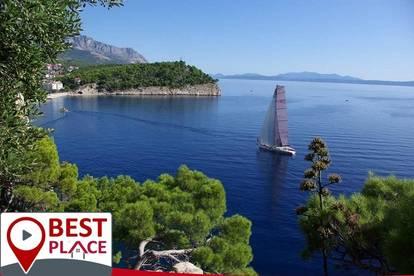MAKARKSKA RIVIERA KROATIEN: Traumhafte Maisonette an der schönsten Küste Kroatiens.