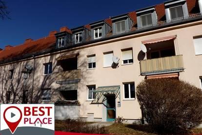 Klagenfurt St. Peter: Ruhige 3 Zimmer neu adaptiert