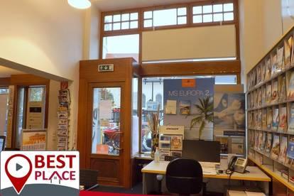 Klagenfurt Innenstadt-Nähe: Attraktives Geschäftslokal/Büro/Praxis in frequentierter Lage