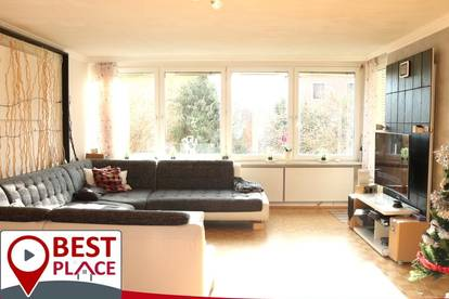 4 Zimmer - 110 m2 plus 8 m2 großer Balkon - sehr preiswerte Immobilie!