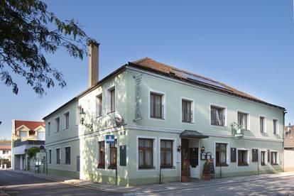 Alteingesessenes Gasthaus mit eigenem Gastgarten und Fremdenzimmern in Toplage
