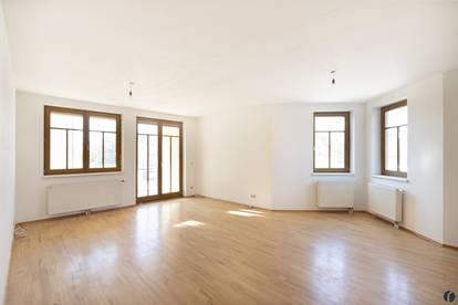2-Zimmer Wohnung mit Loggia und Tiefgarage in zentraler Lage