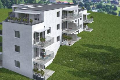 Starterwohnung mit Panorama-Blick ins Grüne - Nähe Graz!