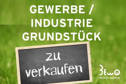 teilbares Gewerbe-und Industriegrundstück - Graz Liebenau