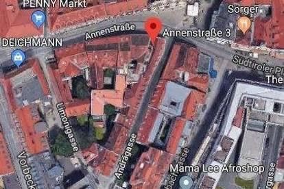 Geschäftslokal Nähe Kunsthaus