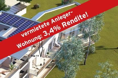 Bereits vermietete 2-Zimmer Anleger-Wohnung Nähe LKH Graz