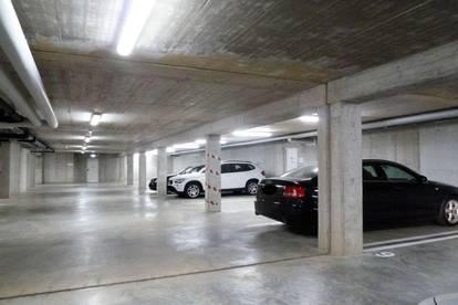 Tiefgaragen Parkplatz in der Oberen Teichstraße