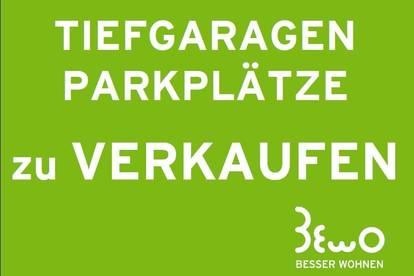 Tiefgaragen-KFZ Stellplätze zu kaufen in GRAZ!
