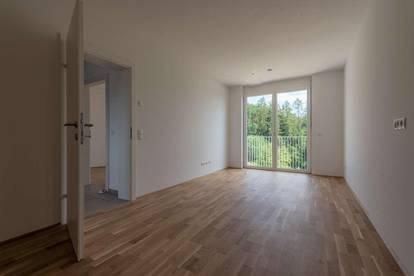 Wohnen auf der Ries -  Neubauwohnung mit traumhaftem Ausblick
