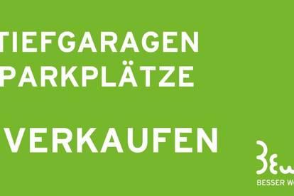 Tiefgaragenabstellplatz XXL in der Fosselgasse - unmittelbare LKH-Nähe - Platz für 2 Fahrzeuge
