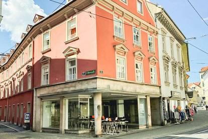 Geschäfts-, Büro-, Ordinationsfläche, Restaurant - vielfältig nutzbares Lokal Nähe Kunsthaus!
