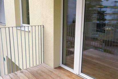 3-Zimmerwohnung mit Süd - Balkon in moderner Anlage in Graz- Puntigam!