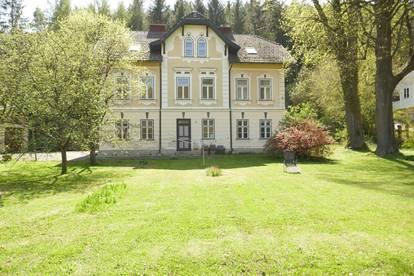 Dachgeschoßwohnung in Weißenbach an der Triestig!