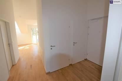 JETZT BESICHTIGEN: Lichtdurchflutete 3-Zimmer Penthouse-Wohnung + 2 Terrassen! ELEGANT WOHNEN!