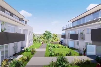 TOP GELEGENHEIT: Preiswerte Gartenwohnung im ERSTBEZUG mit super Aufteilung + EIGENGARTEN!