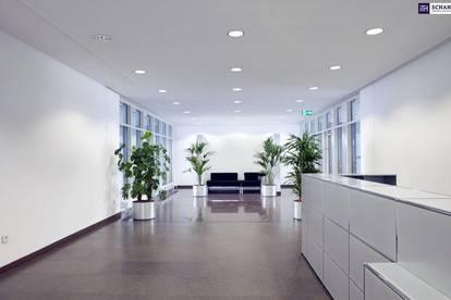 VOLLE SERVICIERUNG IM OFFICE! FLÄCHEN VON 13m² BIS 173m²! PROVISIONSFREI! GASTRO & TIEFGARAGE IM HAUS! FREQUENZLAGE!