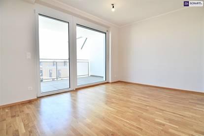 """""""DER MARKHOF"""" - Top 3-Zimmer-Wohnung mit Loggia im Erstbezug! PROVISIONSFREI"""
