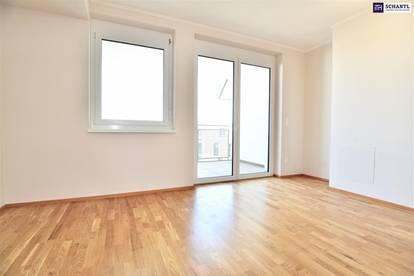 """""""DER MARKHOF"""" - Ideale 3-Zimmer Wohnung im Erstbezug mit Loggia. Perfekte Aufteilung! PROVISIONSFREI"""