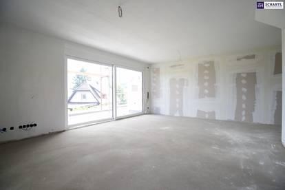LETZTE verfügbare Einheit: Hochmoderne ca. 120m² große Neubauwohnung! 5 Zimmer-Penthouse!