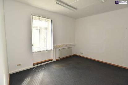 TOLLES 3-Zimmer Büro in Hartberg! Mitten im Zentrum + TOP SICHTBARKEIT!