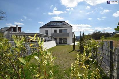 Qualität in Vollendung! Genial geplante Vier-Zimmer-Wohnung auf 81 m² und herrlicher Freifläche!