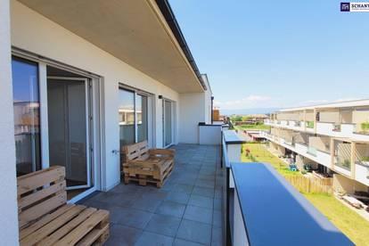WOHNEN AM SEE! Traumhafte 54m² + Riesengroßer Balkon! Exklusiver SEEZUGANG! Relaxen pur in der NATUR! Schnell sein!!
